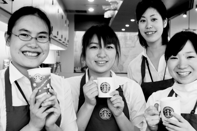GS: The Girls of Starbucks