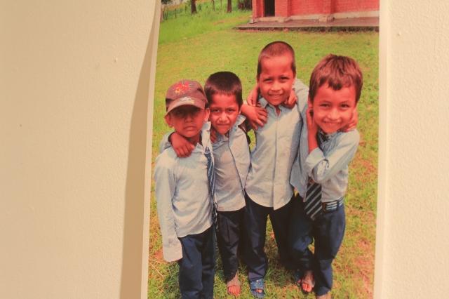 ネパール悪ガキ4人衆