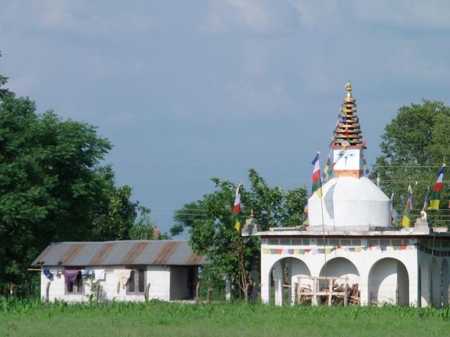 ネパール住居?
