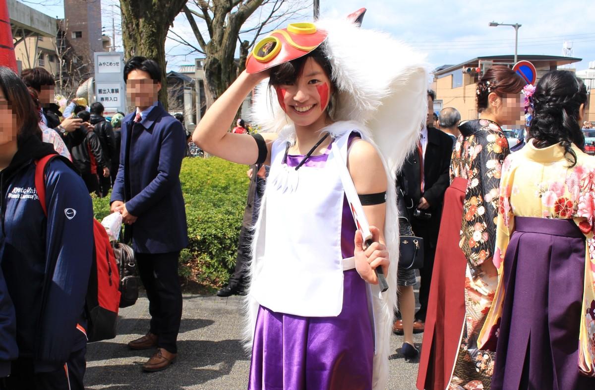 【才能の無駄遣い】2016年京大卒業式コスプレまとめ